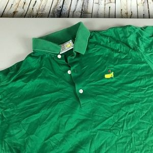 Augusta National Golf Shop Polo Shirt Size M